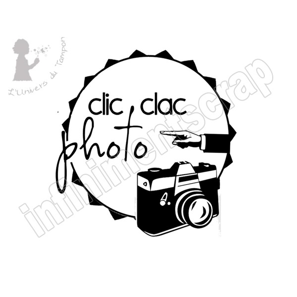 Clic clac photo infinimentscrapdesign - Comment deplier un clic clac ...
