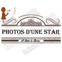 Photos d'une star