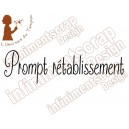 Prompt rétablissement