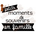 Moments de soucvenirs