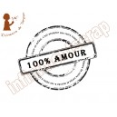 100 % amour