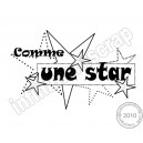 Comme une star