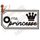 Mini tag ma princesse