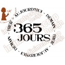 Rond 365 jours