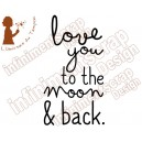Love you to the moon 2