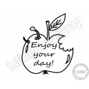 Pomme Enjoy your day