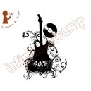 Guitare rock star